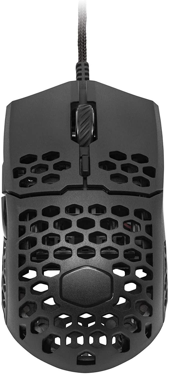 [Prime] Cooler Master MM710 ultraleichte 53-g-Gaming-Maus, 16000 DPI, PixArt PMW3389