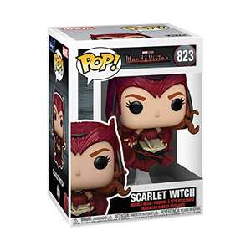 Funko POP Marvel Figur: WandaVision - Scarlet Witch für 12,51€ inkl. Versand mit Amazon Prime