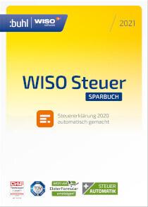 WISO Steuer-Sparbuch 2021 (für Steuerjahr 2020 | PC Aktivierungscode per Email) oder WISO Steuer-Mac 2021 für je 18,99€
