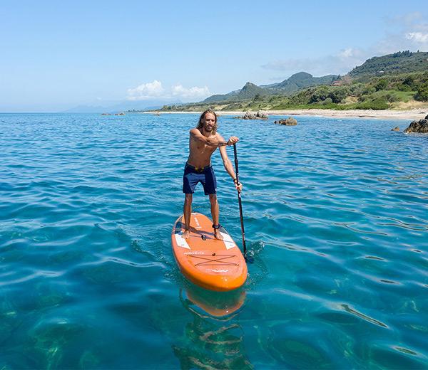 Aqua Marina Stand up Board »Fusion«, mit Mittelfinne