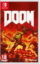 Doom (Switch-Code) für 17,75€ (KeyCity)