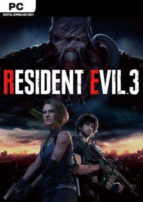 Resident Evil 3 Remake PC Steam