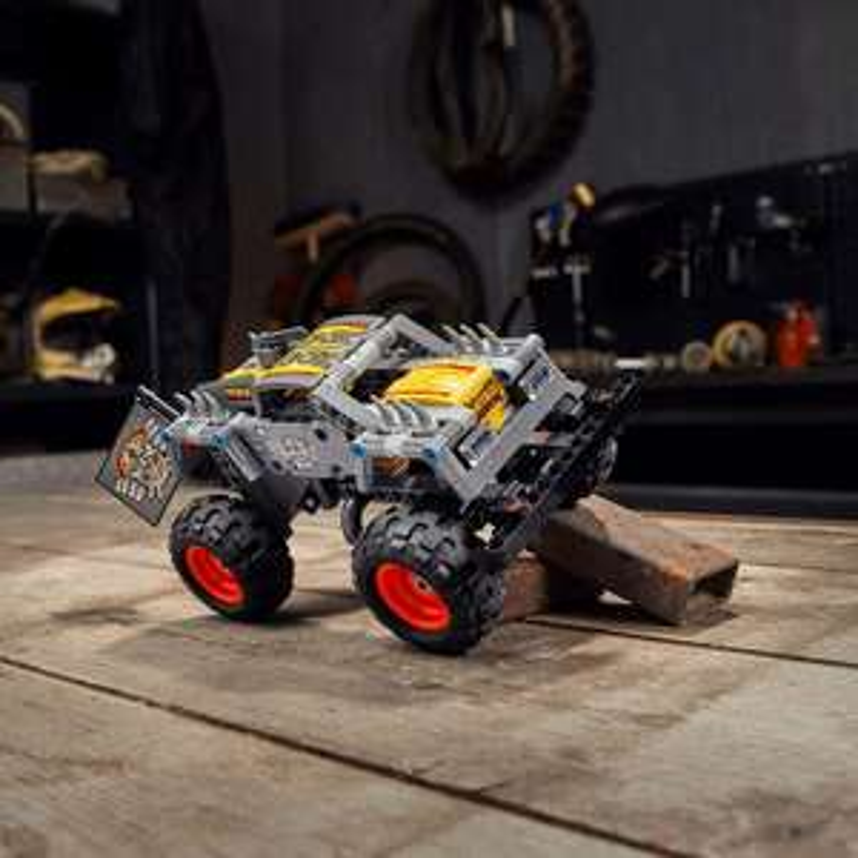 LEGO 42119 Technic Monster Jam Max-D Truck-Spielzeug oder Quad , 2-in-1 Bauset für 12,79€ (Amazon Prime)
