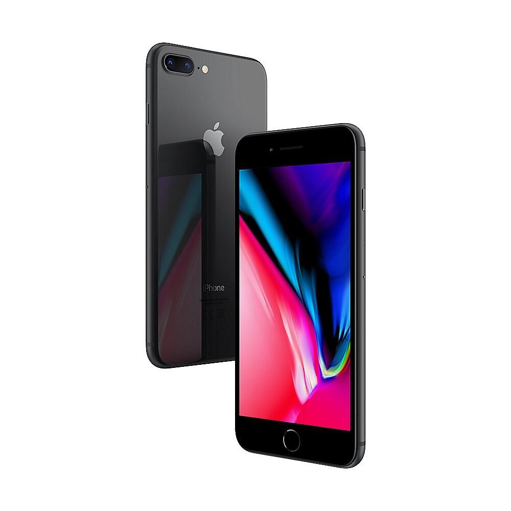 """Apple iPhone 8 Plus 128GB (5.5"""", FHD, IPS, A11, 3GB RAM, 7MP-Kamera, 2675mAh, 7.5W Qi, IP67, 202g)"""