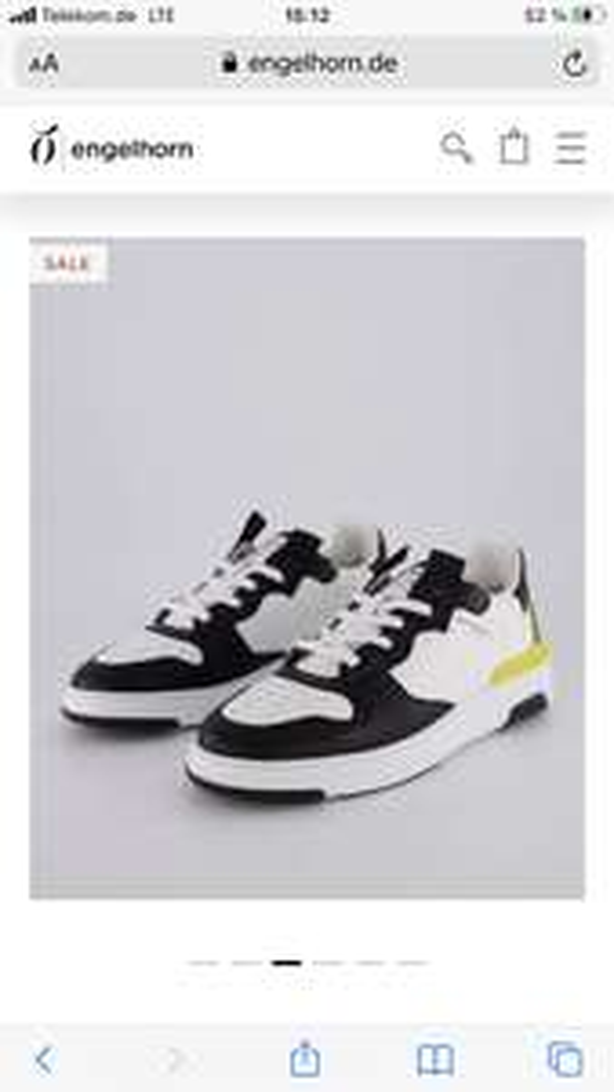 "Givenchy Herren Sneaker ""Wing"""
