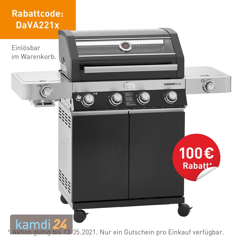 Rösle Videro G4-S, G6-S & G3-S mit Rabattcode DaVA221x - 100 Euro kamdi24.de