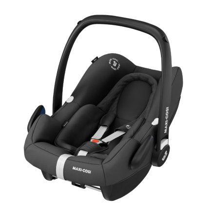 [babymarkt] Maxi-Cosi Rock Essential Black Babyschale mit Isofix