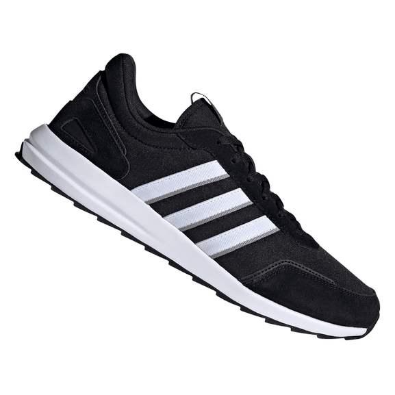 adidas Schuh Retrorunner in blau (Gr. 39 1/3 bis 49 1/3) oder schwarz (Gr. 39 1/3 bis 47 1/3)