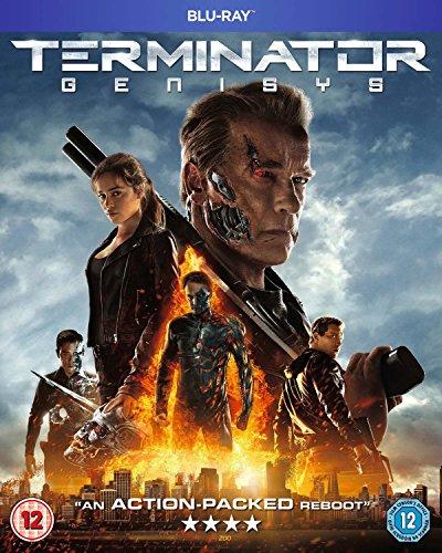 Terminator Genisys [Blu-ray] mit deutschem Ton