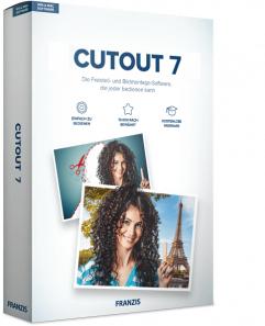 Logiciel CutOut 7 Bildbearbeitungssoftware kostenlos