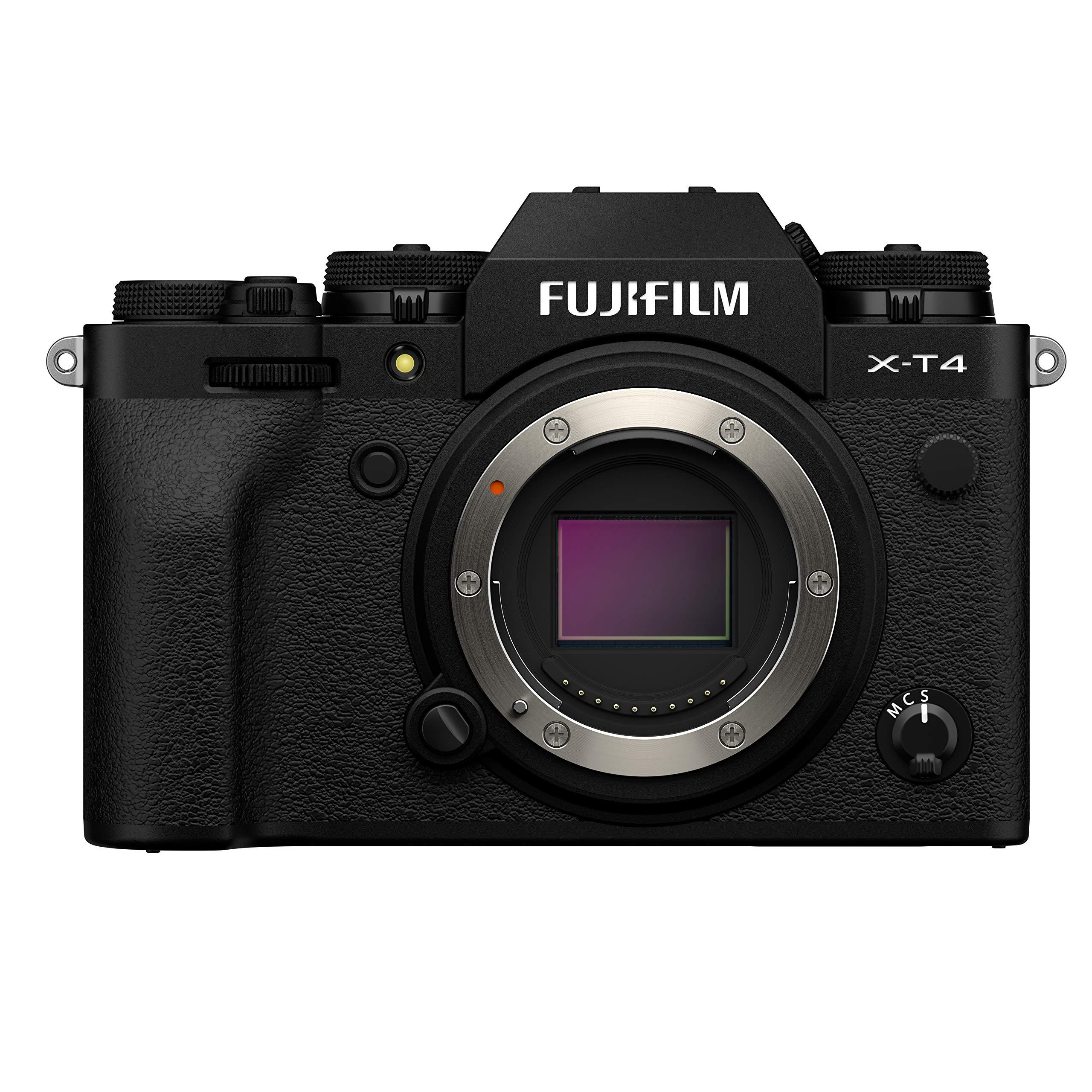 Fuji X-T4 für 1501,84€ - 200€ Cashback = 1301,84€ bei Amazon