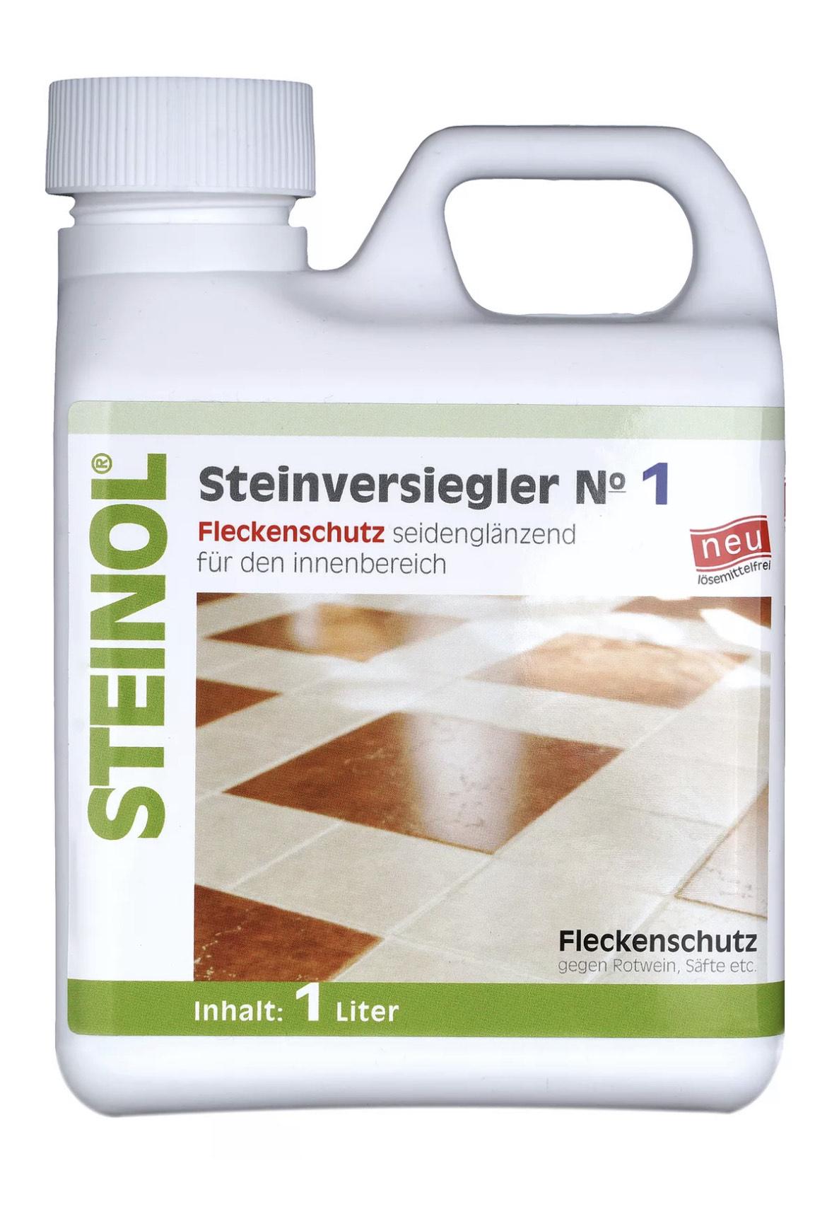 Steinol Steinreiniger, Steinversiegler, Terrassenreiniger etc.