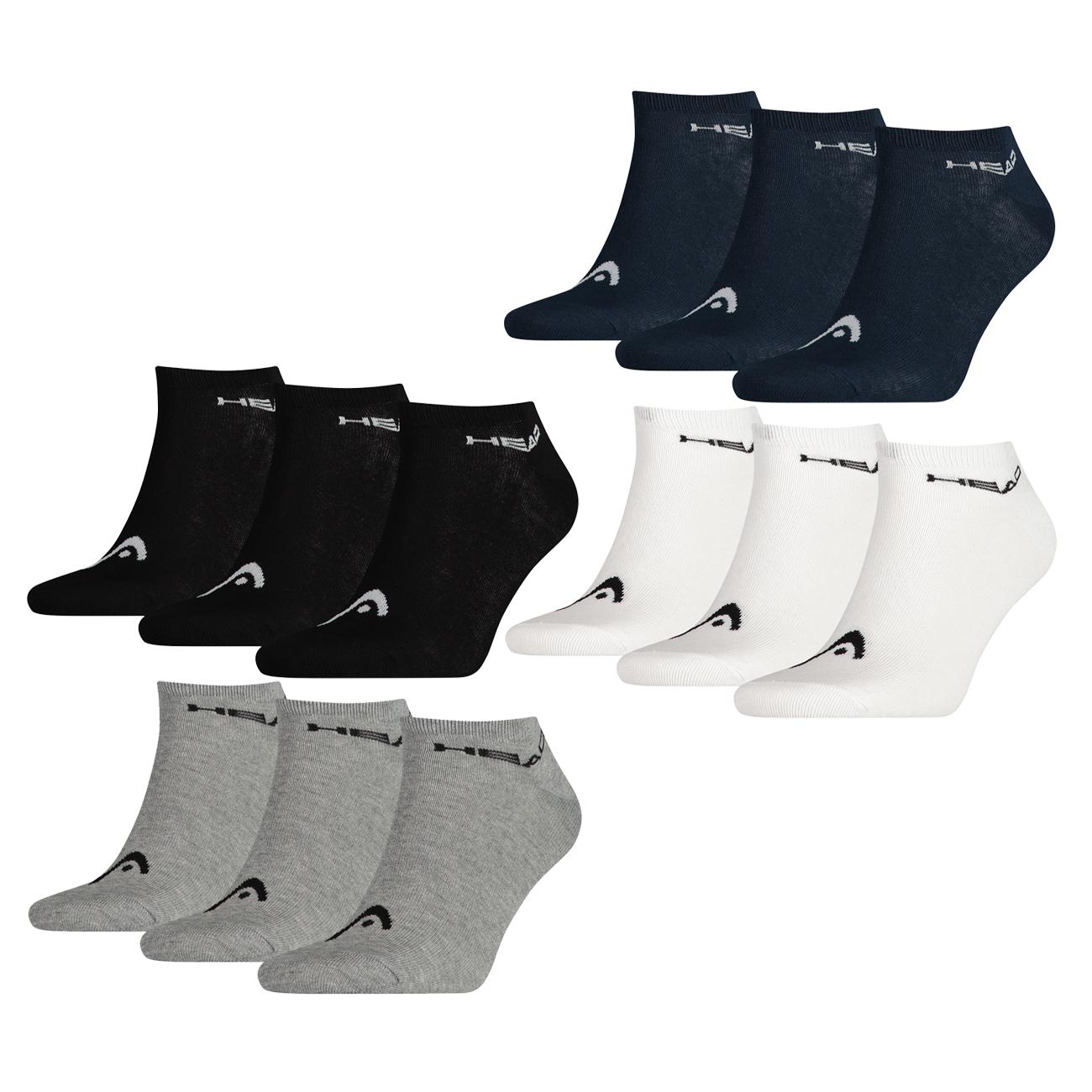 [Mybodywear] 24er Pack HEAD Sneakersocken für 30€ (1,25€ pro Paar) in den Größen 35-46