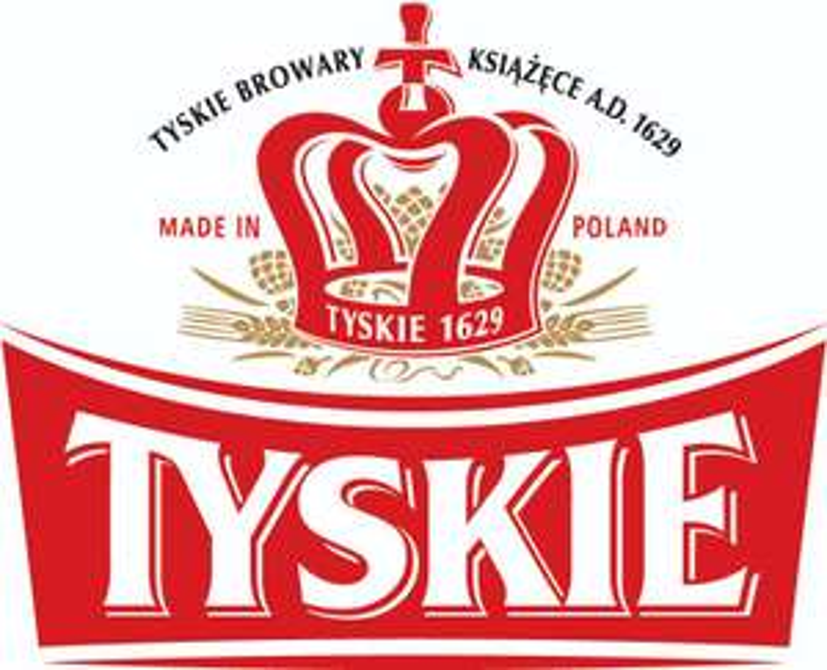 TYSKIE Bier/Piwo [Netto]