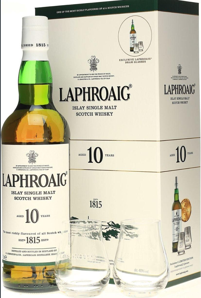 Laphroaig Whisky Geschenkset
