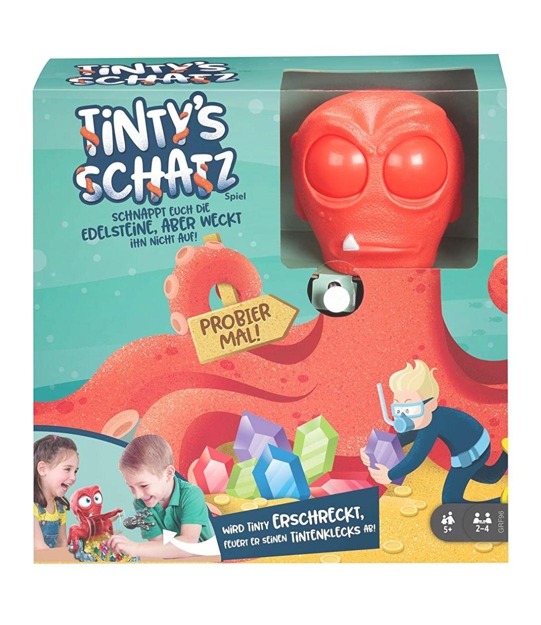 Amazon Prime- Tinty's Schatz Kinderspiel