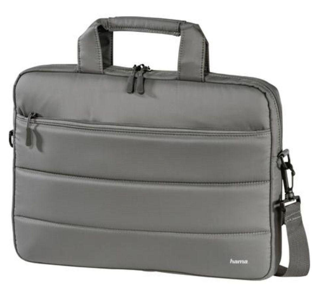"""Hama Notebook Tasche Toronto Passend für maximal: 39,6cm (15,6"""") Dunkelgrau"""