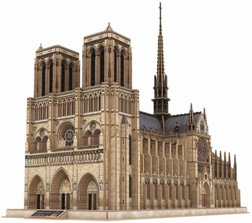 Revell 3D Puzzle - Kathedrale Notre-Dame de Paris