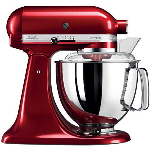 KitchenAid Küchenmaschine Artisan 4,8L Liebesapfel Rot [vorbestellen][Amazon]