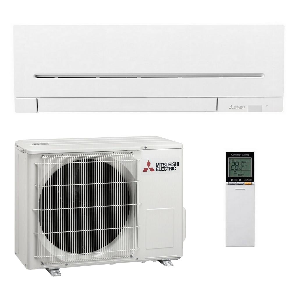 Klimaanlage MSZ-AP35VGK Kompakt Split Klimagerät Mitsubishi 3,5kw Wi-Fi - A+++