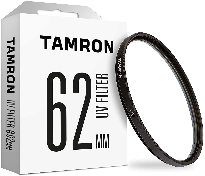 [Foto Erhardt] UV-Filter Tamron 62/67mm zum Bestpreis, z.B. Tamron UV-Filter 62mm für 7,89€ (DSLR, DSLM) ODER Filialabholung für 1,99€