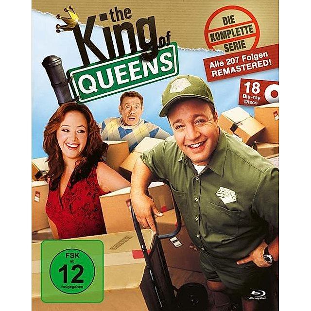LIMONENEIS! - King of Queens - Die komplette Serie auf Blu-ray für Weltbild Neukunden