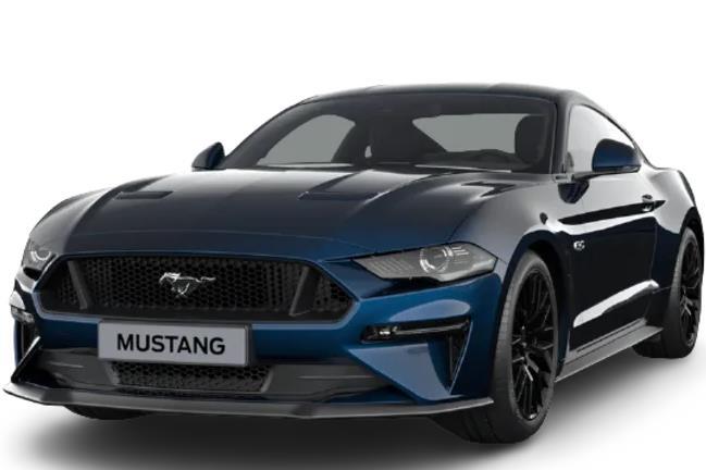 Privatleasing: Ford Mustang V8 GT 5.0 / 449PS (konfigurierbar) für 389€ (eff 414€) monatlich - LF:0,7