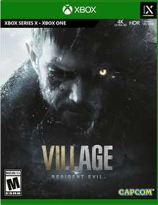 Resident Evil Village für 35,59€ - Xbox One & Series X S (Microsoft Store Brazil)