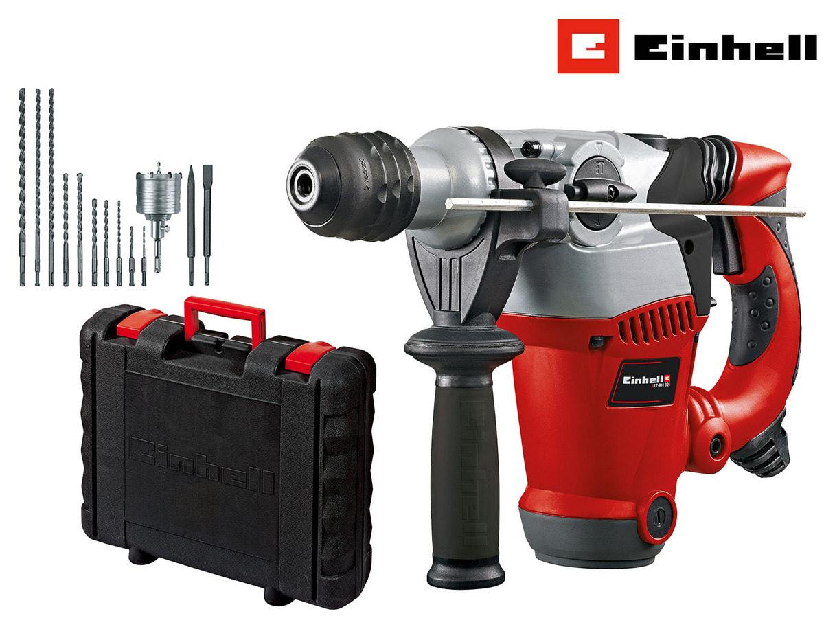 Einhell 1.250 W Bohrhammer und Zubehör   RT-RH 32