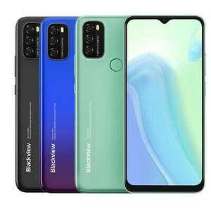 Blackview A70 4G Smartphone Android 11 3GB+32GB