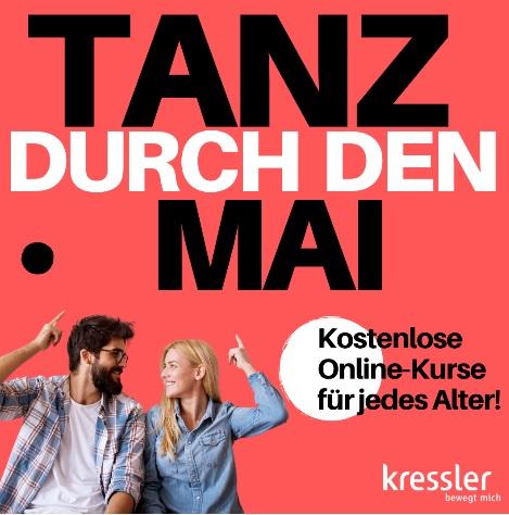 TanzCentrum Kressler | Kostenfreie Schnupperstunde | Salsa, Walzer, ...