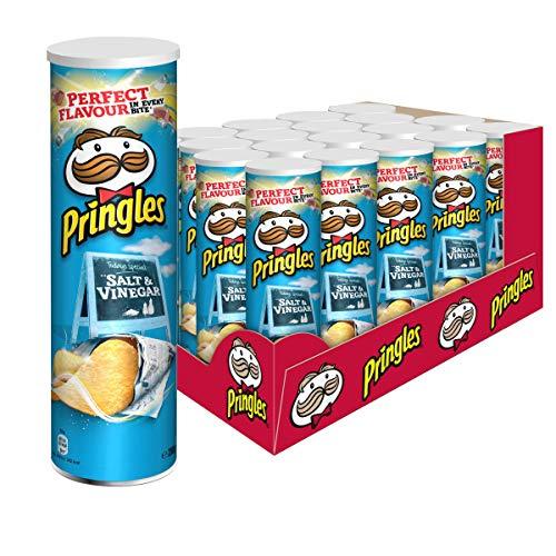 [Amazon Prime] Pringles Salt & Vinegar Chips, 19er Pack (19 x 200 g)