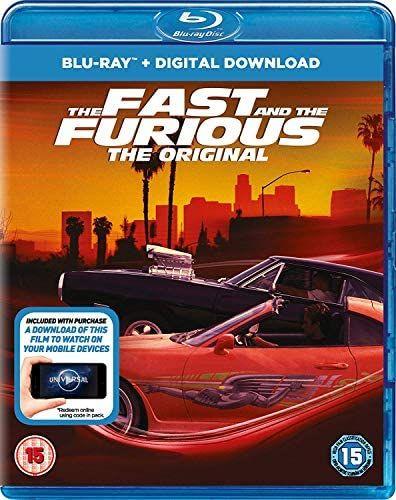 Fast and Furious [Blu-ray, erster Teil] mit deutschem Ton (Prime)