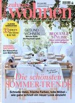 Zuhause Wohnen Abo (11 Ausgaben) für 37,50 € mit 35 € BestChoice-Universalgutschein/ 30 € Amazon-Gutschein