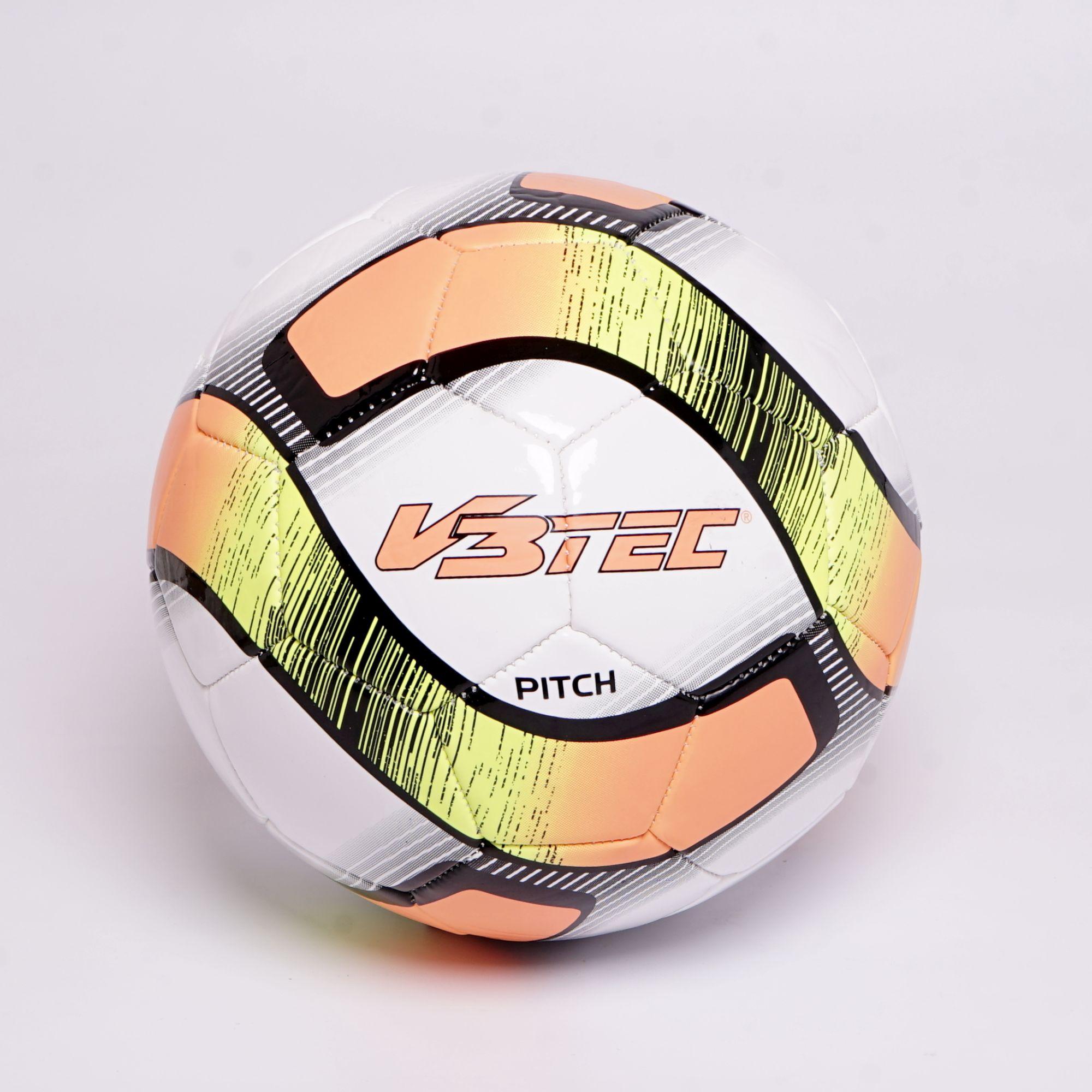 V3tec Pitch - Fußball Trainingsball - Größe 5 / je Ball 4,99€ zzgl. 4,99€ Versand einmalig