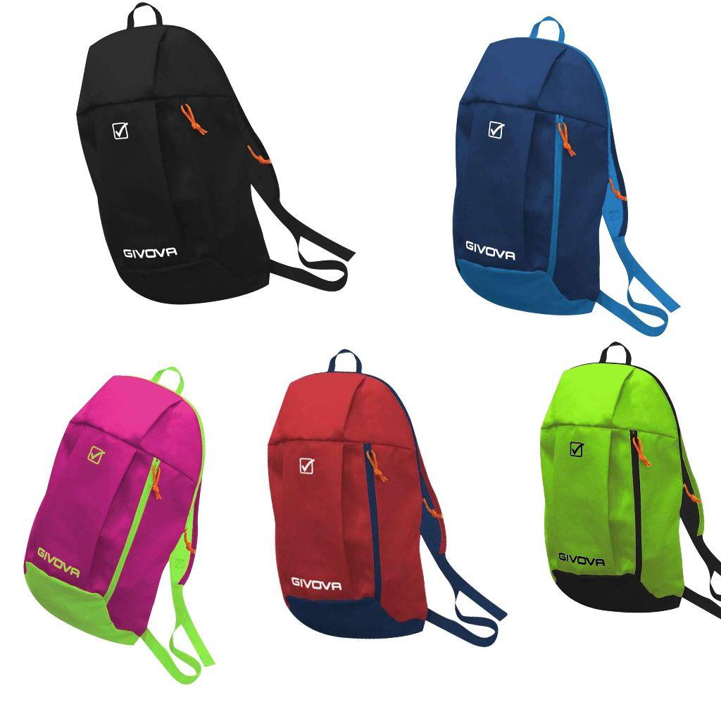 Givova Zaino Kinder Freizeit Rucksack je 4,44€ + 3,95€ Versand - 10 verschiedene Farben