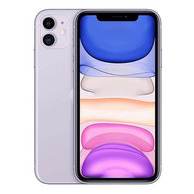 Iphone 11 violett 128gb (differenzbesteuert)