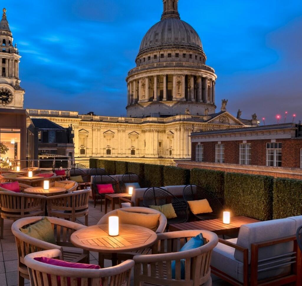 London: 4*Leonardo Royal Hotel London St Paul's - Superior-Doppelzimmer inkl. Frühstück / gratis Storno / bis Februar 2022