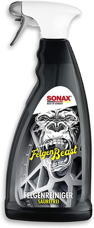 Sonax Felgenbeast (säurefrei, alle Felgen, gegen biestige Verschmutzungen) [Prime]