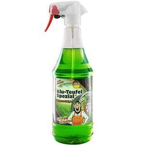 Tuga Alu-Teufel Spezial grün Felgenreiniger Sprayer 1000 ml