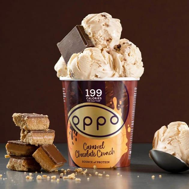 GRATIS Testen 100% Cashback auf Oppo Eiscreme (GzG)