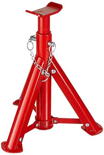 Cartrend Unterstellbock, 2 Tonnen Traglast, höhenverstellbar von 276 mm bis 363 mm für PRIME Kunden