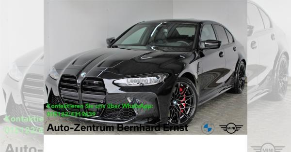 Privatleasing: BMW M3 Competition 1.595€ (brutto/monat) / 300.000 km / 36 Monate