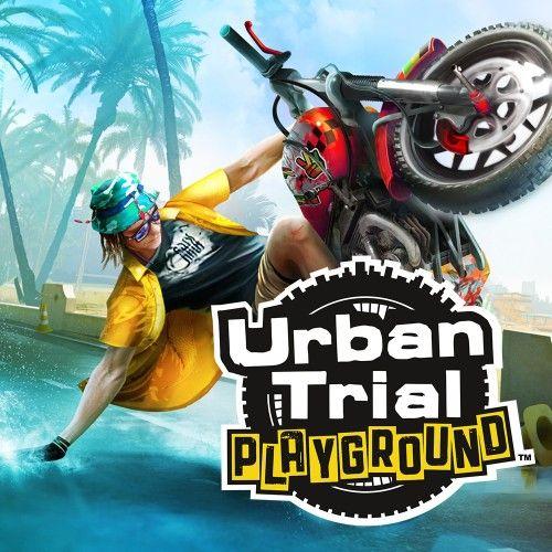 Urban Trial Playground Nintendo Switch