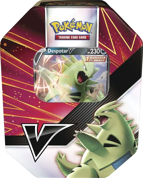 Pokémon Sammelkartenspiel: Sommer 5 Tin 2