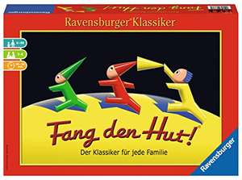 Ravensburger Fang den Hut [amazon]