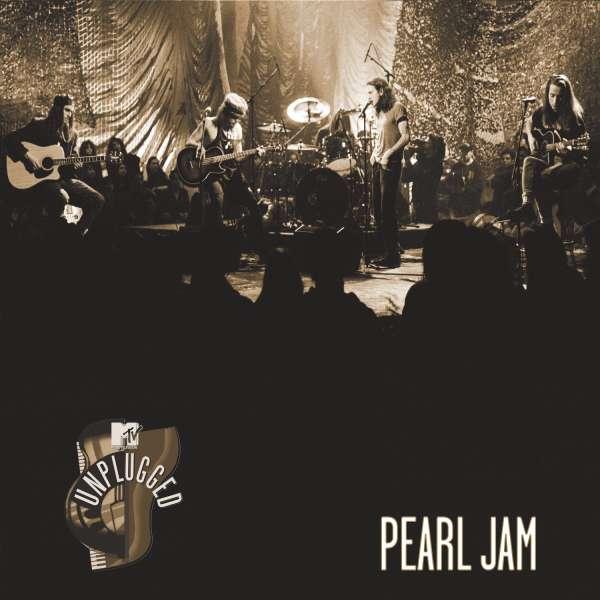 Pearl Jam: MTV Unplugged (180g) Vinyl