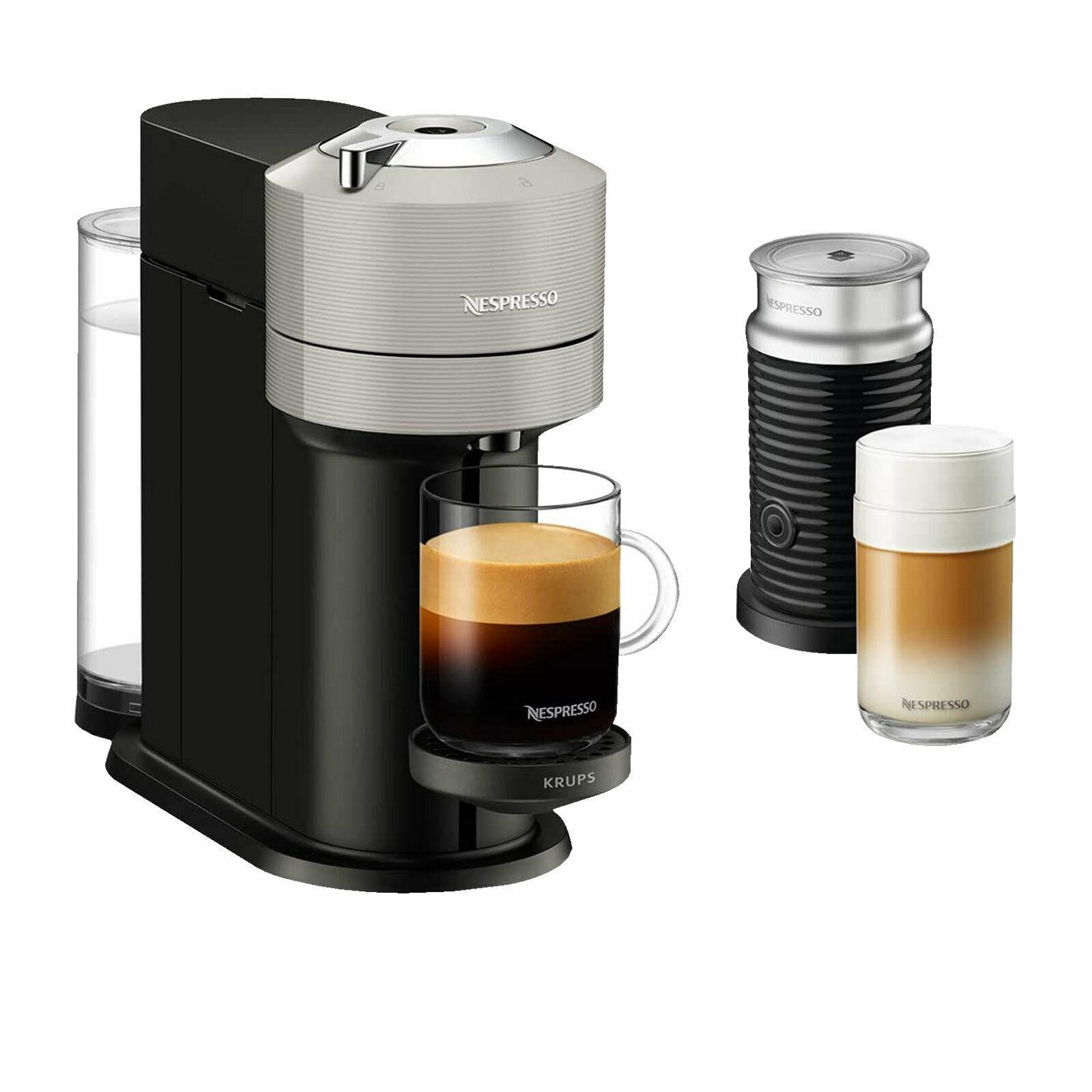 [ebay WOW] Krups XN910B Nespresso Vertuo Kaffeemaschine mit Aeroccino 3