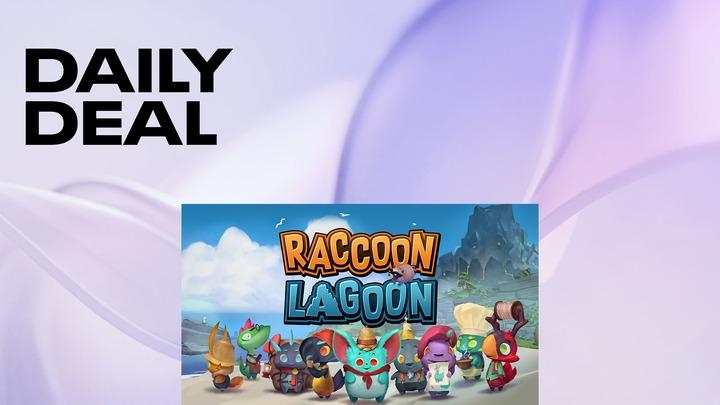 Oculus Quest Daily Deal: Raccoon Lagoon