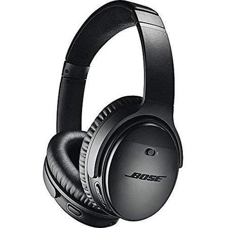 Bose QuietComfort 35 II Over Ear ANC schwarz